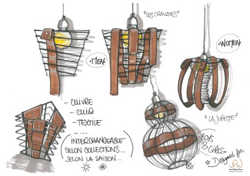 Design Sketches (5)